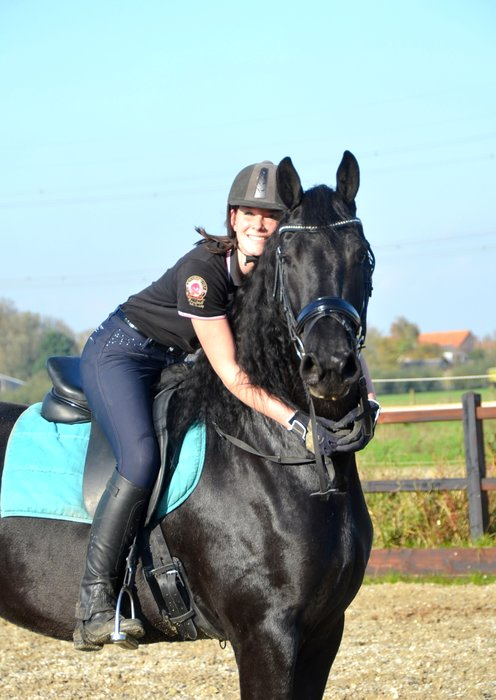 Tillie is sold to a family in Canada - Congratulations with buying this excellent Ster mare!