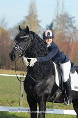 FHS Rienk is sold to a lucky owner in The Netherlands - Congratulations with this great sports horse!!